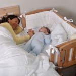 עריסה מתחברת לתינוק למכירה ולהשכרה - פתרון מושלם לאמא ולתינוק
